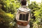 Chargeur solaire papier 5W