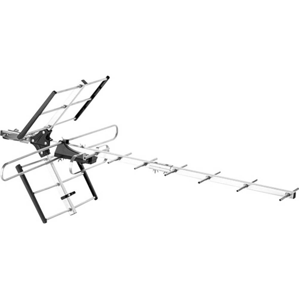 antenne de toit tnt active one for all sv 9357 pour l 39 ext rieur amplific. Black Bedroom Furniture Sets. Home Design Ideas