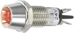 Voyant de signalisation LED SCI 149702 rouge 24 V/DC 20 mA 1 pc(s)