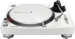 Platine tourne-disque Pioneer DJ PLX-500-W entraînement direct