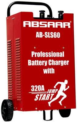 Chargeur d'atelier Absaar AB-SLS 60 12 V, 24 V