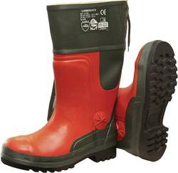 Chaussures montantes de sécurité Taille: 41 2493-41 coloris orange, vert 1 paire