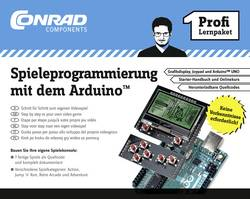 Programmation de jeu avec Arduino™ Conrad Components 10223 à partir de 14 ans