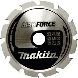 Lame de scie circulaire MAKFORCE 190 x 30 x 40 dents Makita MAKFORCE B-32340