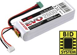 Batterie d'accumulateurs (LiPo) 11.1 V 2600 mAh ROXXY 316656 40 C stick MPX