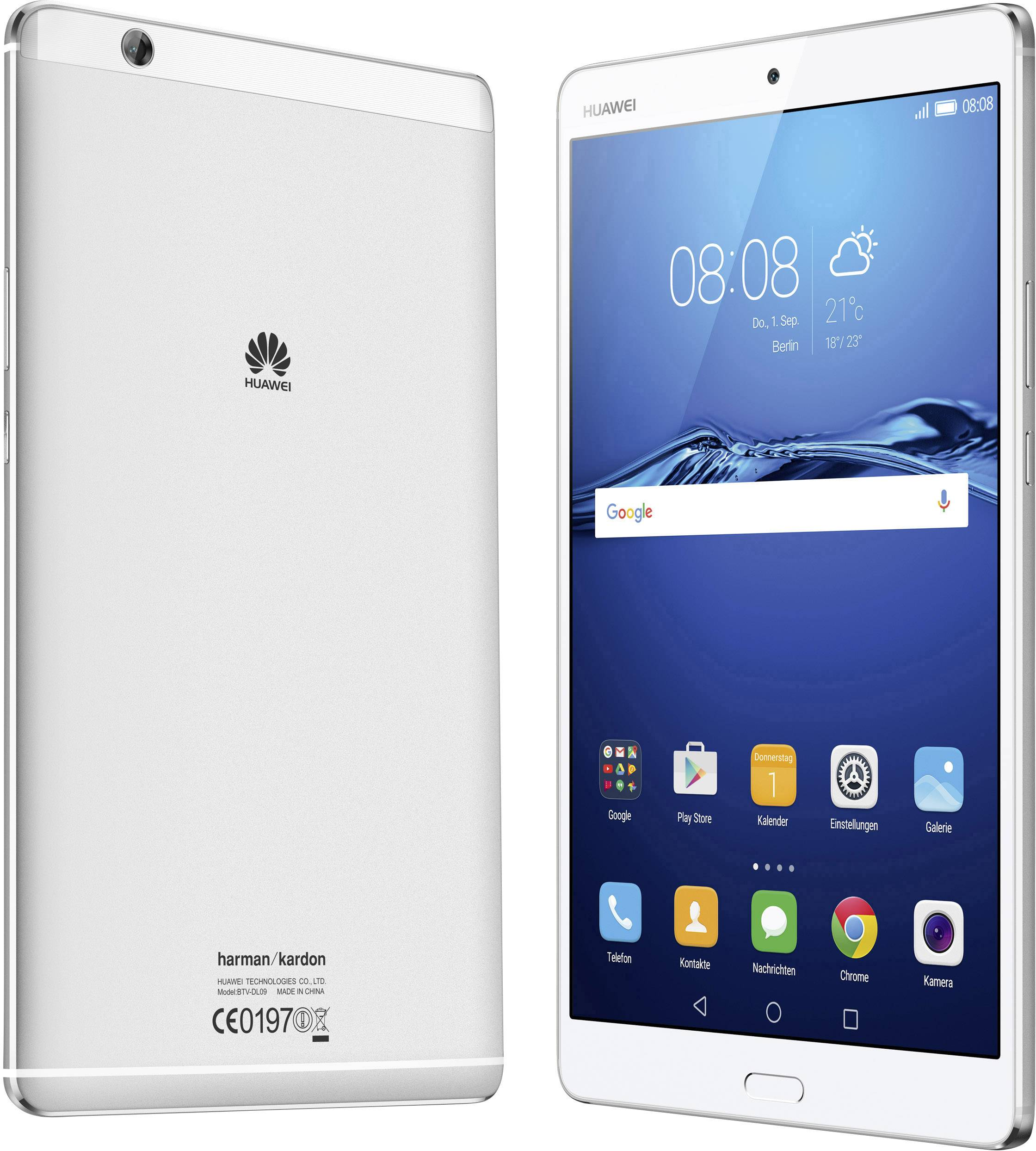 Huawei Mediapad M3 Android 8