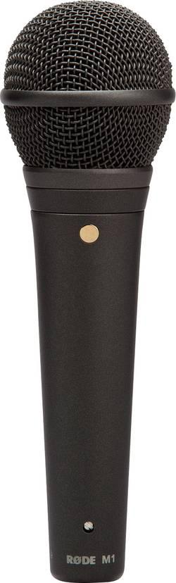 Microphone de chant RODE Microphones M1 Type de transmission:filaire avec pince