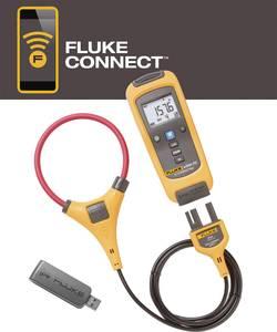 Pince ampèremétrique, Multimètre Fluke 4459439+4401602 numérique Etalonné selon: d'usine (sans certificat) enregistreur