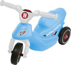 BIG-Bobby-Scooter, bleu-blanc
