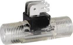 Débitmètre à turbine B.I.O-TECH e.K. 82202425 Tension de fonctionnement (gamme): 4.5 - 24 V/DC Plage de mesure: 0.5 - 25