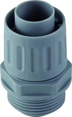 Raccord de gaine LappKabel SILVYN® LKI PG 16 SGY 55000040 gris-argent (RAL 7001) PG16 droit 50 pc(s)