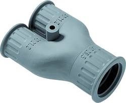 Distributeur en Y Ø intérieur: 34 mm, 28 mm, 28 mm LappKabel SILVYN® KLICK-Y TPE 2x21/1x29 GY 56000160 gris droit 10 pc