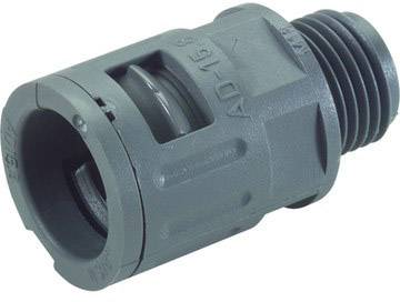 Gaine de Protection m/étallique LAPP SILVYN/® LCC-2 12//10,2x14 BK 61804712 Noir 10.20 mm 2.5 m