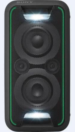Enceinte de soirée 13 cm 5 pouces Sony GTK-XB5B 200 W 1 pc(s)