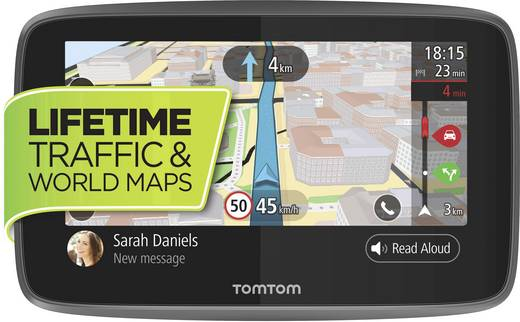 gps auto tomtom go 5200 12 7 cm 5 pouces monde. Black Bedroom Furniture Sets. Home Design Ideas