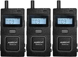 Système pour visite guidée Albrecht Multicom 29961 set de 3