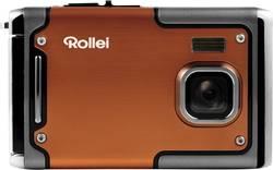 Appareil photo numérique Rollei SPORTSLINE 85 8 Mill. pixel orange vidéo Full HD, résistant aux chocs, caméra submersib
