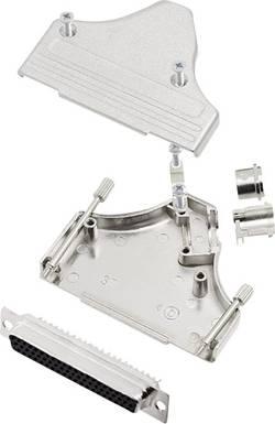 Kit SUB-D femelle 62 pôles encitech MHDM35-37-HDS62-K 6355-0060-14 180 ° fût à souder 1 set