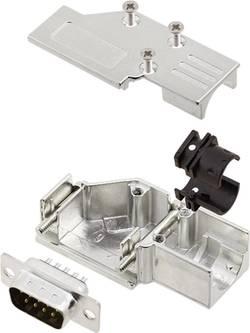 Kit SUB-D mâle 9 pôles encitech DCMR-FK-09-DBP-K 6355-0065-01 90 ° fût à souder 1 set