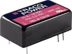 Convertisseur CC/CC pour circuits imprimés TracoPower TEL 8-4811 48 V/DC 5 V/DC 600 mA 8 W Nbr. de sorties: 1 x 1 pc(s)