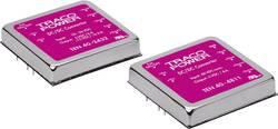 Convertisseur CC/CC pour circuits imprimés TracoPower TEN 40-4833 48 V/DC 12 V/DC, -12 V/DC 400 mA 40 W Nbr. de sorties: