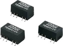 TracoPower TES 1-1222V Convertisseur CC/CC CMS 12 V/DC 12 V/DC,