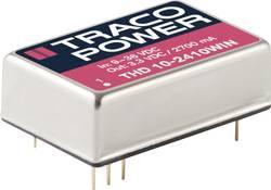 Convertisseur CC/CC pour circuits imprimés TracoPower THD 10-4811WIN 48 V/DC 5.1 V/DC 2000 mA 10 W Nbr. de sorties: 1 x