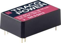 Convertisseur CC/CC pour circuits imprimés TracoPower THI 3-1222 12 V/DC 12 V/DC, -12 V/DC 125 mA 3 W Nbr. de sorties: 2
