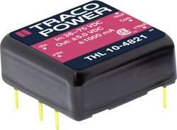 Convertisseur CC/CC pour circuits imprimés TracoPower THL 10-4810 48 V/DC 3.3 V/DC 2500 mA 10 W Nbr. de sorties: 1 x 1 p