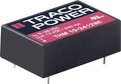 TracoPower THM 10-2415WI Convertisseur CC/CC pour circuits imprimés 24 V/DC