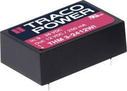 TracoPower THM 3-4812WI Convertisseur CC/CC pour circuits imprimés 24 V/DC