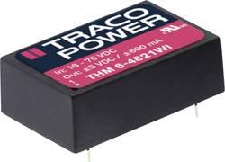 TracoPower THM 6-2421WI Convertisseur CC/CC pour circuits imprimés 24 V/DC