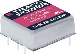 TracoPower THN 20-4823WI Convertisseur CC/CC pour circuits imprimés 48 V/DC