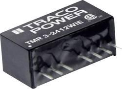 TracoPower TMR 3-2411WIE Convertisseur CC/CC pour circuits imprimés 24 V/DC