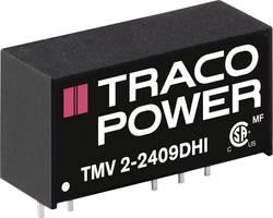 TracoPower TMV 2-1512DHI Convertisseur CC/CC pour circuits imprimés 15 V/DC
