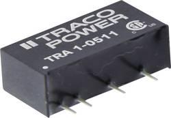 Convertisseur CC/CC pour circuits imprimés TracoPower TRA 1-1211 12 V/DC 5 V/DC 200 mA 1 W Nbr. de sorties: 1 x 1 pc(s)