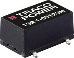 Convertisseur CC/CC CMS TracoPower TSR 1-24120SM 24 V/DC 12 V/DC 1000 mA Nbr. de sorties: 1 x 1 pc(s)