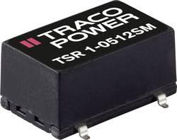 Convertisseur CC/CC CMS TracoPower TSRN 1-0525SM 12 V/DC 2.5 V/DC 1000 mA Nbr. de sorties: 1 x 1 pc(s)
