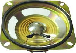 Haut-parleur miniature TRU COMPONENTS 91 dB 102 mm x 102 mm x 37 mm 1 pc(s)