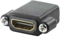 Prolongateur HDMI femelle / femelle FrontCom® Weidmüller IE-FCI-HDMI-FF 2003390000 1 pc(s)