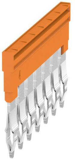 Connecteur transversal ZQV 4N/7 1528020000 orange Weidmüller