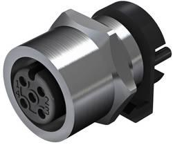 Connecteur à équiper pour capteurs/actionneurs Weidmüller SAIE-M12B-4S-F10TL 2422490000 Pôle: 4 10 pc(s)