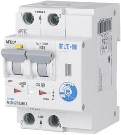 Disjoncteur contre l'incendie Eaton AFDD-16/2/B/001-A 187201 2 pôles 10 mA 230 V