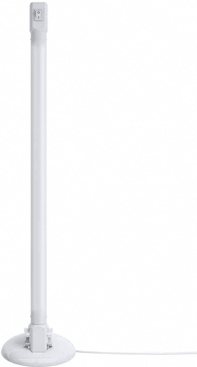 Wofi 4581.02.06.0000 Braez Applique G9 2 x 33 W Blanc