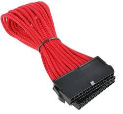 Câble rallonge alimentation carte mère Bitfenix - [1x alimentation ATX mâle 24 pôles - 1x alimentation ATX femelle 24 pô