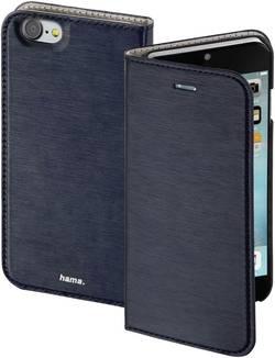 Etui à rabat Hama Slim Adapté pour: Apple iPhone 7, Apple iPhone 8, marine