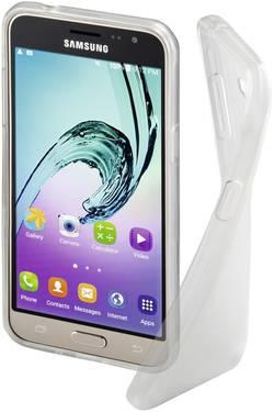 Coque arrière Hama Crystal Adapté pour: Samsung Galaxy J3 (2016) transparent
