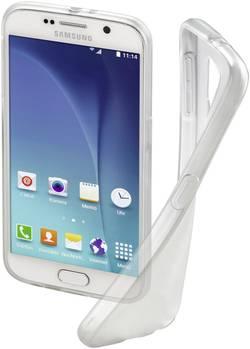 Coque arrière Hama Crystal Adapté pour: Samsung Galaxy S6 transparent