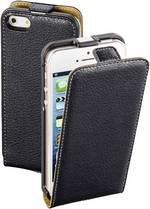 Etui à rabat Hama Smart Case Adapté pour: Apple iPhone 5, Apple iPhone 5S, Apple iPhone SE, noir