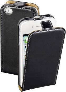Etui à rabat Hama Smart Case Adapté pour: Apple iPhone 4, Apple iPhone 4S, noir